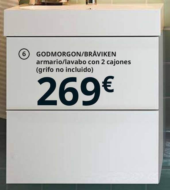 Oferta de Lavabos por 269€
