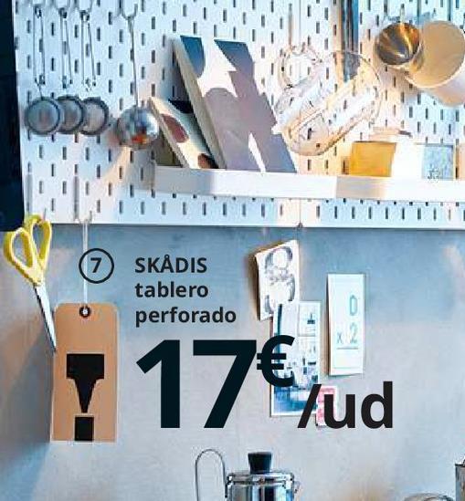 Oferta de Tableros por 17€