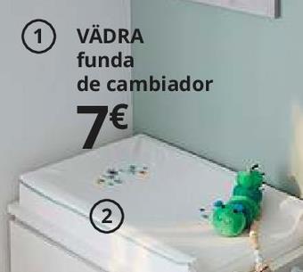 Oferta de Funda de cambiador por 7€