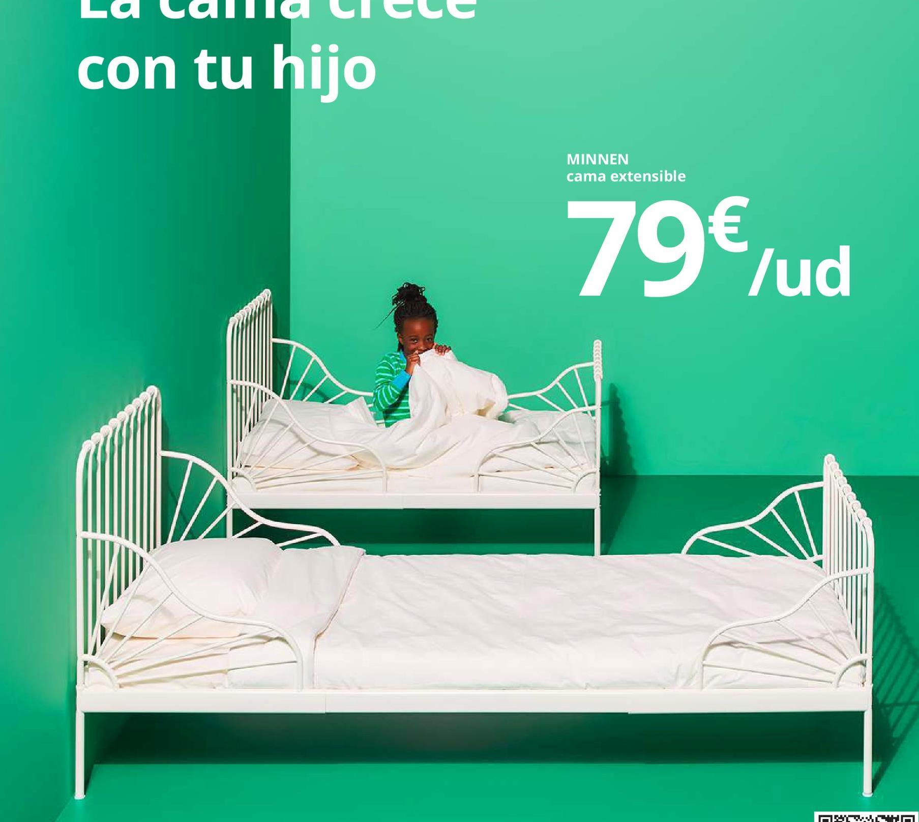 Oferta de Cama infantil por 79€