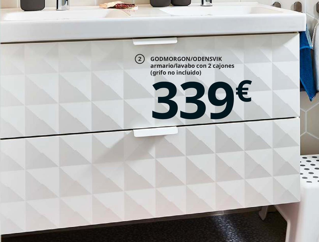 Oferta de Lavabo doble por 339€