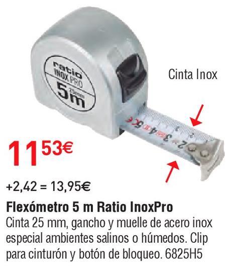 Oferta de Flexómetro Stanley por 11.53€