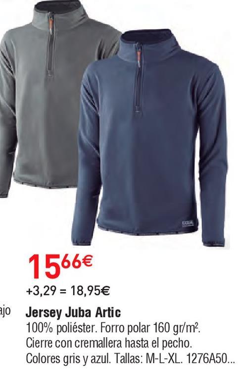Oferta de Jersey juba por 15.66€