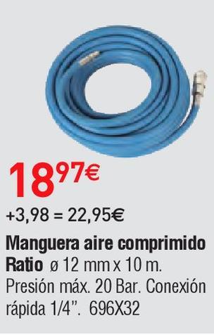 Oferta de Herramientas Ratio por 18.97€