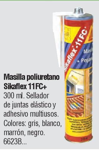 Oferta de Masilla de poliuretano sika por
