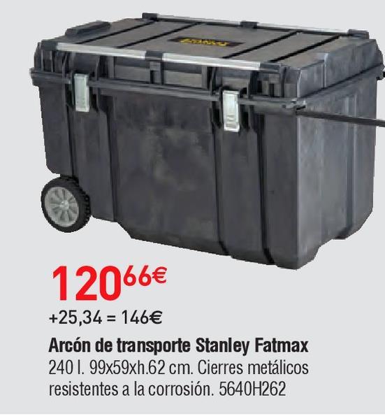 Oferta de Arcon Stanley por 120.66€