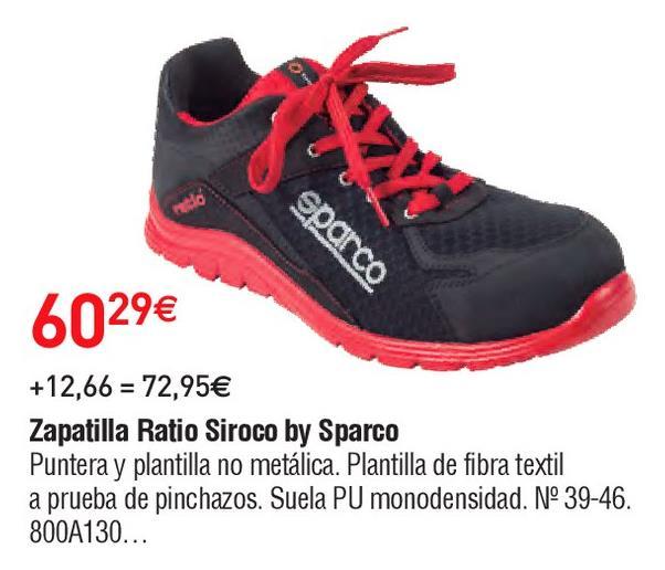 Oferta de Zapatillas Sparco por 60.29€