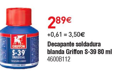 Oferta de Decapantes por 2.89€