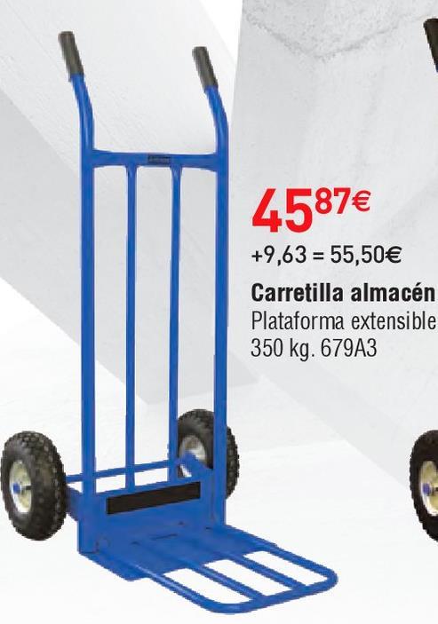 Oferta de Carretilla por 45.87€