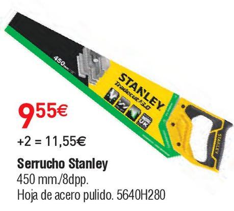 Oferta de Serrucho Stanley por 9.55€