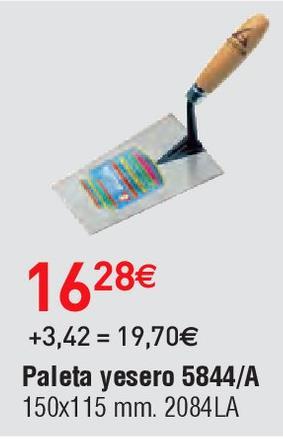 Oferta de Herramienta de mano Bellota por 16.28€