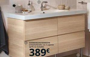 Oferta de Armario con cajones Ikea por 389€