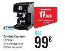 Cafetera Expresso