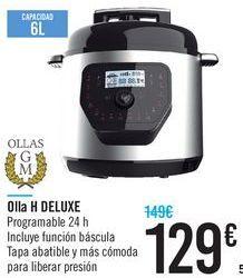 Oferta de Olla H DELUXE  por 129€