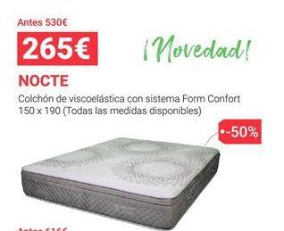 Oferta de Colchones por 265€