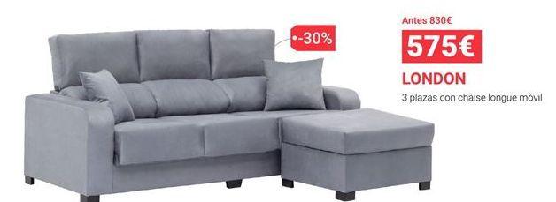 Oferta de Sofás y sillones por 575€
