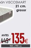 Oferta de Colchones por 135€
