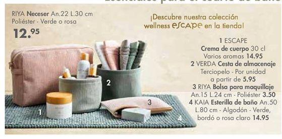 Oferta de Neceser por 12.95€