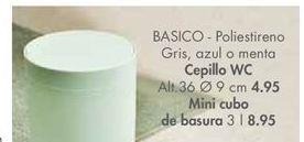 Oferta de Limpieza baños por 4.95€