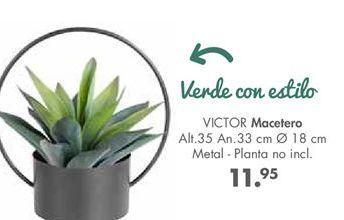 Oferta de Macetero por 11.95€