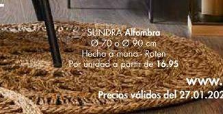 Oferta de Alfombras por 16.95€