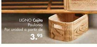 Oferta de Caja de almacenaje por 3.95€