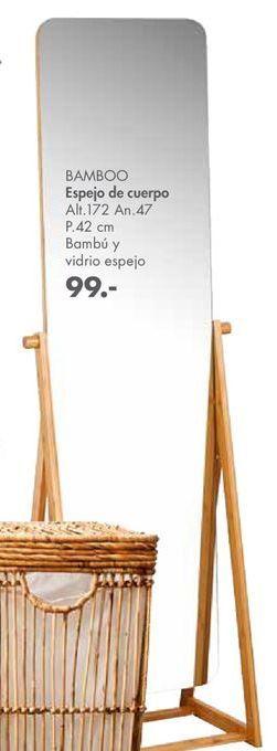 Oferta de Espejo de pie por 99€