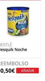 Oferta de Cacao en polvo Nesquik por