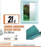 Oferta de Lámina adhesiva por 21€