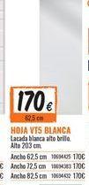 Oferta de Puertas por 170€