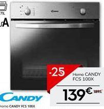 Oferta de Hornos Candy por 142.49€