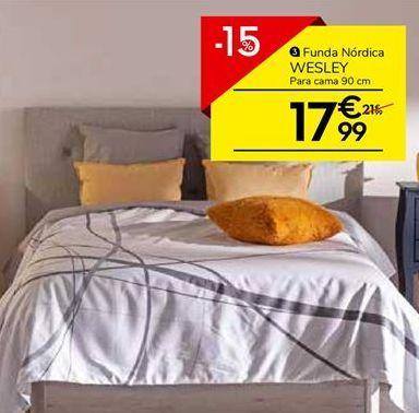 Oferta de Funda nórdica por 18.69€