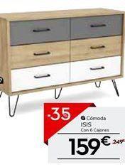Oferta de Cómodas por 161.85€
