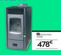 Oferta de Estufa de pellet por 478€