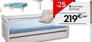 Oferta de Cama nido por 224.25€