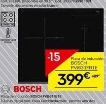 Oferta de Horno multifunción Bosch por 415.65€