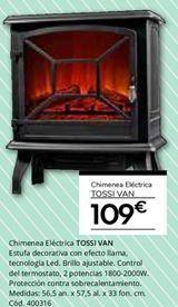 Oferta de Chimenea por 109€