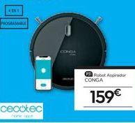 Oferta de Robot aspirador cecotec por 159€