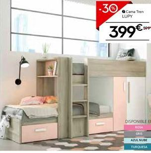 Oferta de Cama infantil por 419.3€