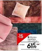 Oferta de Alfombras por 62.89€