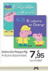 Oferta de Selección Peppa Pig por 7.95€