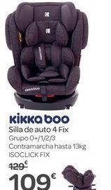 Oferta de Silla de auto 4 Fix por 109€