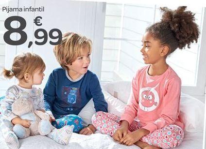 Oferta de Pijama infantil  por 8.99€