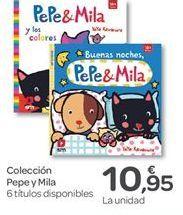 Oferta de Colección Pepe y Mila por 10.95€
