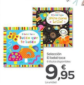 Oferta de Selección El bebé toca por 9.95€