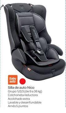 Oferta de Silla de auto Nico por 55€