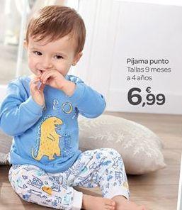 Oferta de Pijama punto  por 6.99€