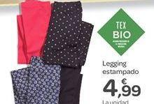 Oferta de Legging estampado  por 4.99€