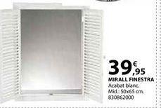Oferta de Espejo de pared por 39.95€