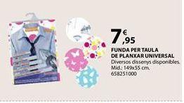 Oferta de Funda para tabla de planchar por 7.95€